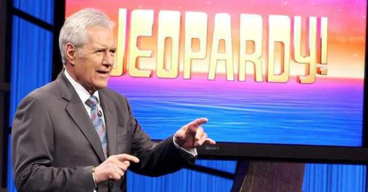 Jeopardy!' Host Alex Trebek Diagnosed With Stage 4 ...