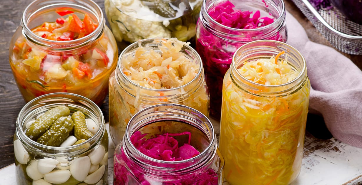preserve food fermentation