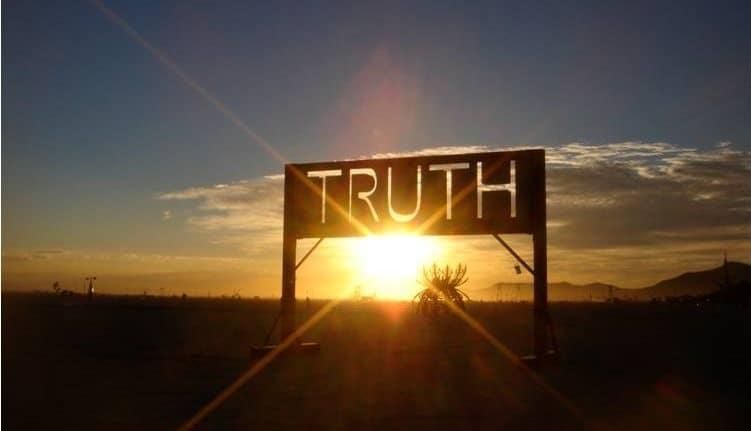 Truth: 6 Easy Ways To Practice Radical Honesty In Life And ...
