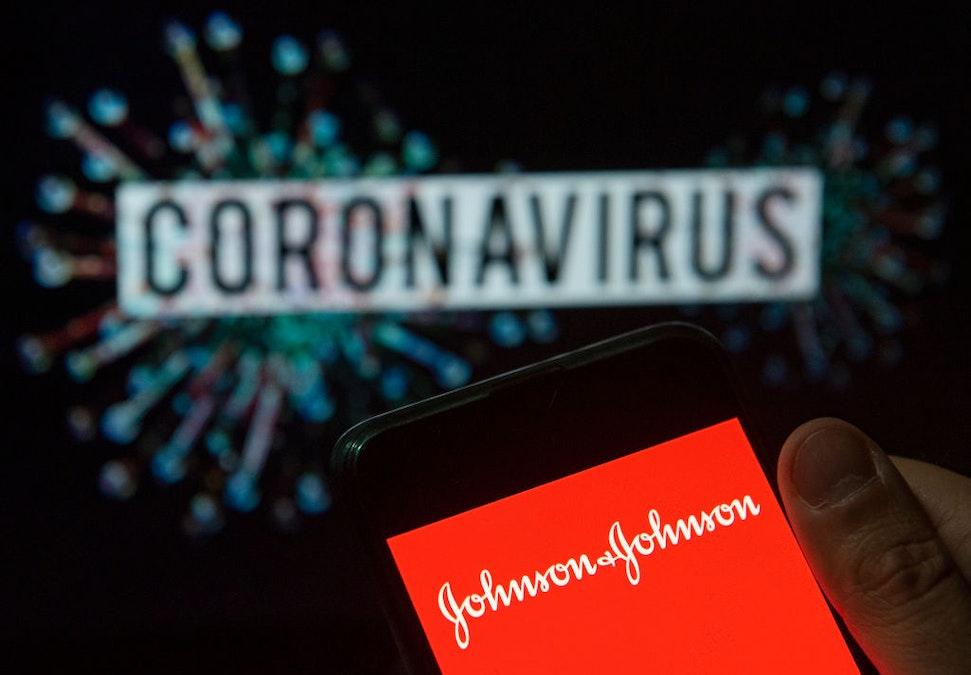 Johnson & Johnson, U.S. government plan one billion doses of coronavirus vaccine…