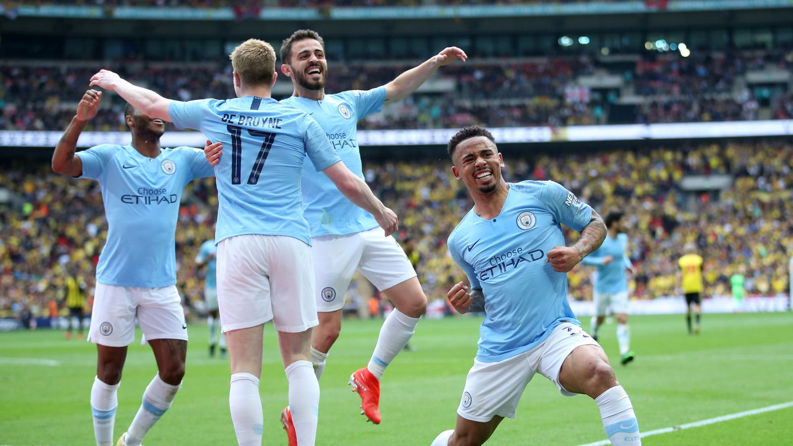 Manchester City's treble shows their dominance and it will ...