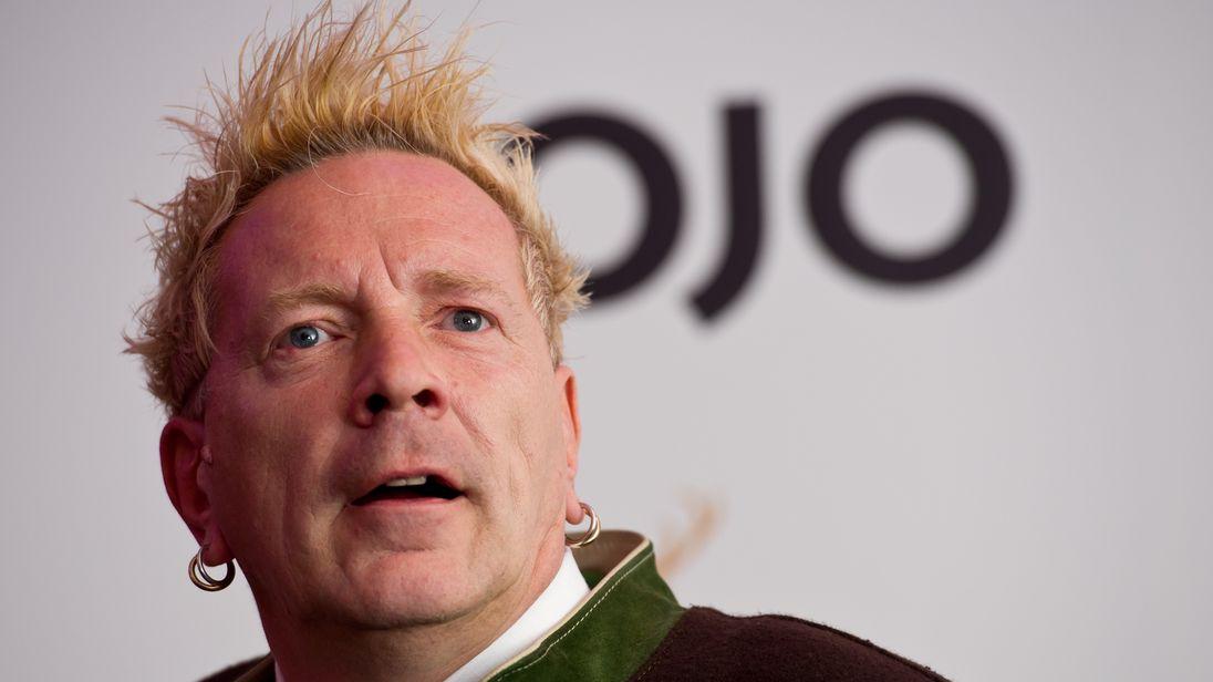 Johnny Rotten to play mutant pig in Ninja Turtles series
