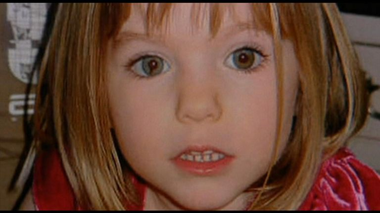 Police say they have identified a new Madeleine McCann suspect…