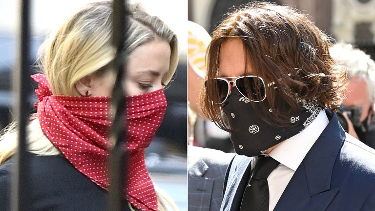 Extraordinary details of Johnny Depp and Amber Heard's ...