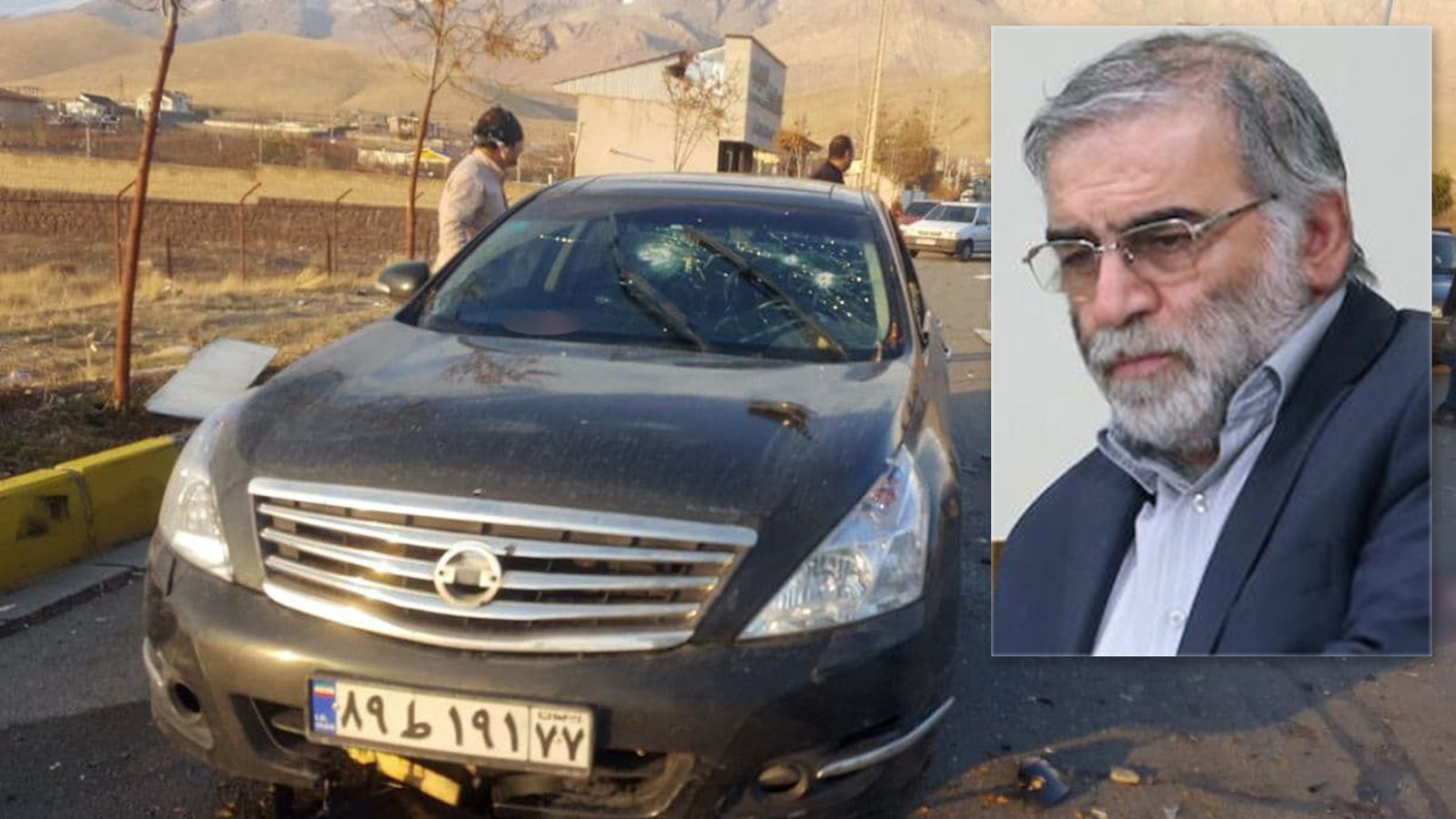 Mohsen Fakhrizadeh: Senior Iranian nuclear scientist ...