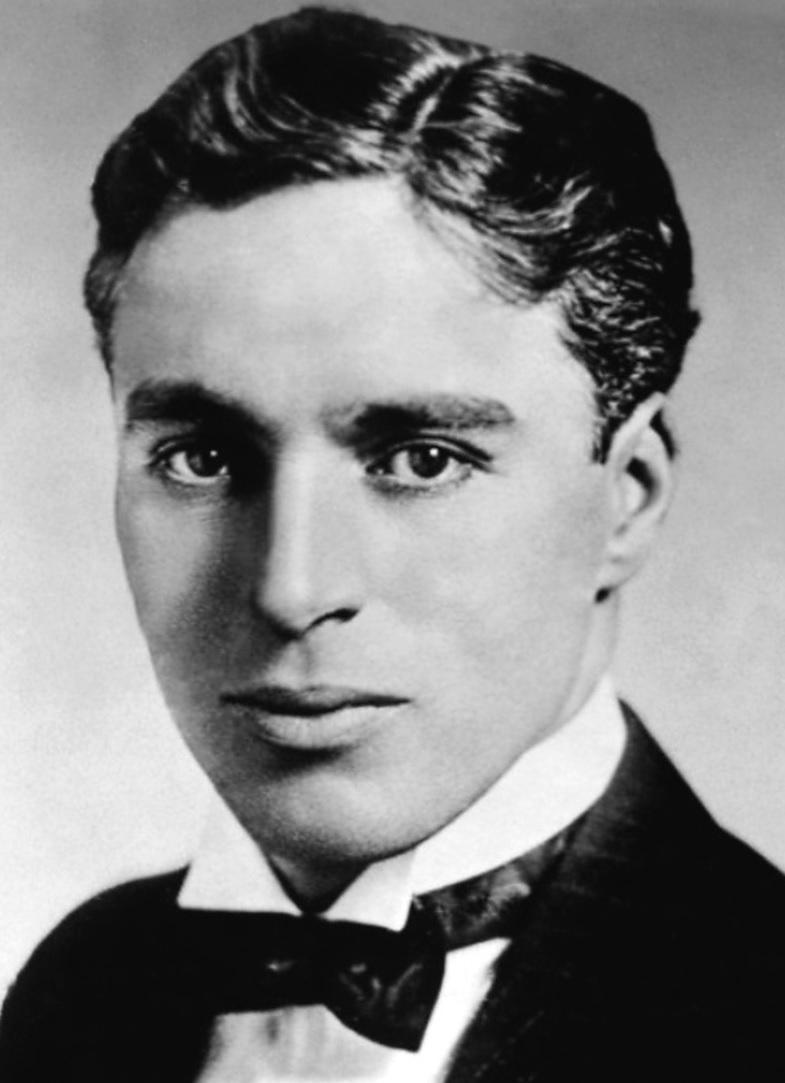 Charlie Chaplin - famous filmmaker, actor, director and ...