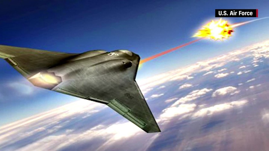 The U.S. military will soon be using lasers to shoot down ...
