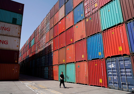 U.S. trade deficit sinks 8% to 3-year low of $43.1 billion in November…