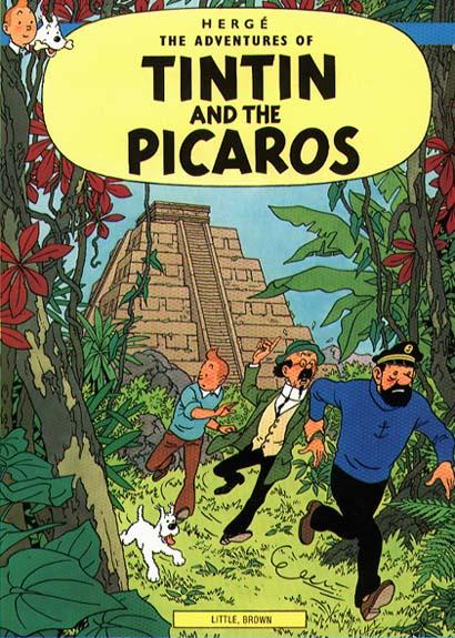 Hergé and Tintín..AMAZING !! | El Baúl de Guardián