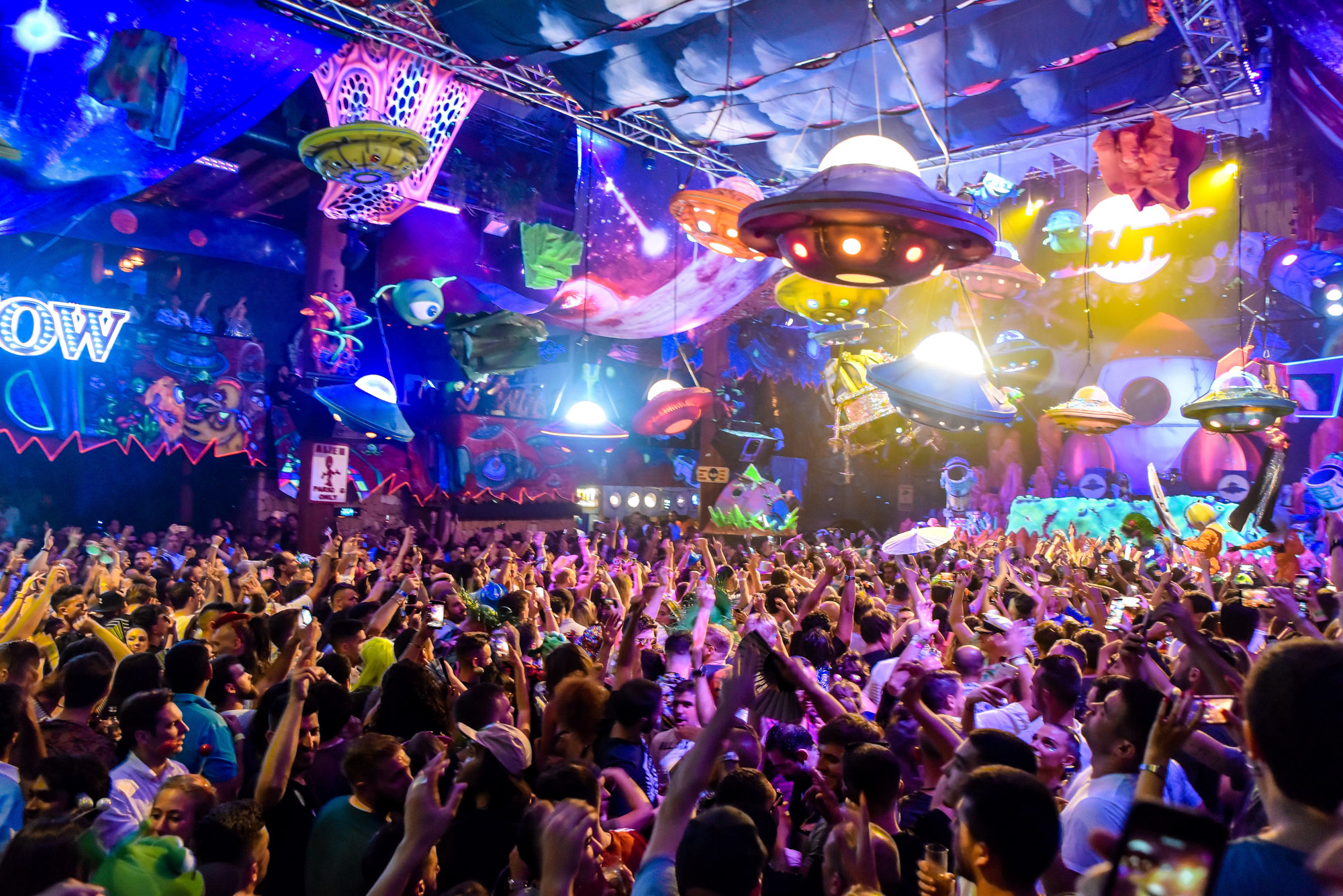 elrow Announces 2020 North American Tour