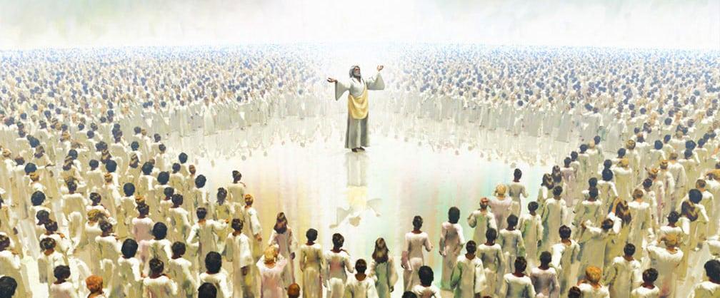 The 144000 Super Evangelists