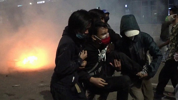 In Indonesia, Omnibus Law critics are facing arrests ...