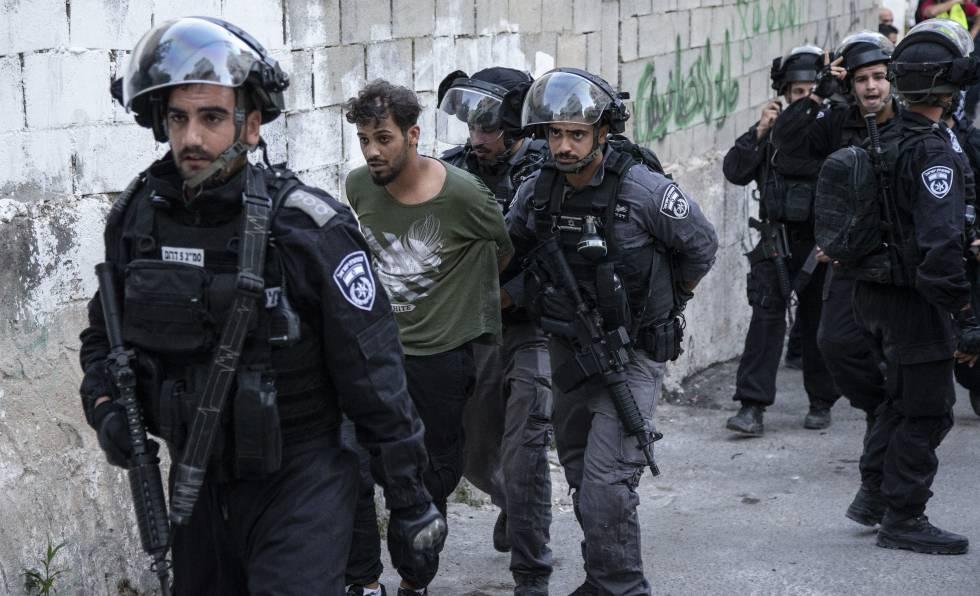 Israel: La policía israelí falsea una operación en un ...
