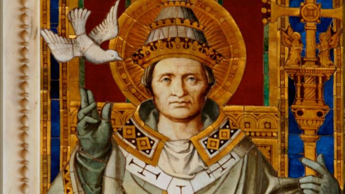 Historia, oración y frases de San Gregorio Magno
