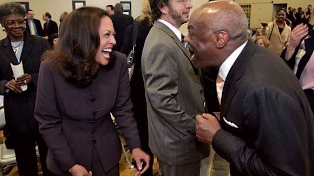 Kamala Harris is weighing her next step. Could it be vice president?…
