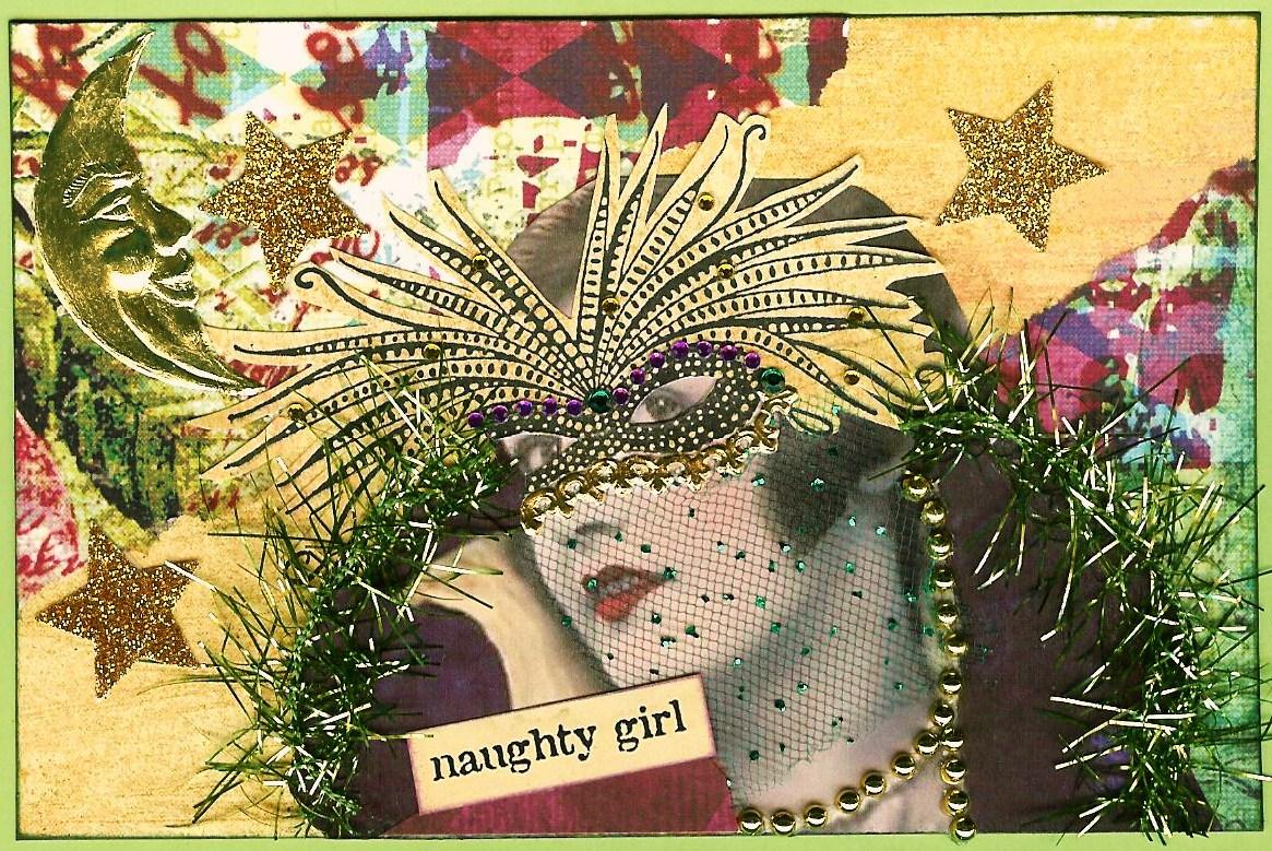 Vintage Mardi Gras Photos vintage mardi gras eureka crystal beads blog