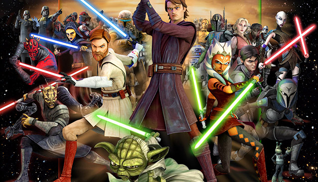 The Top 10 Star Wars: The Clone Wars Episodes (by Popular ...