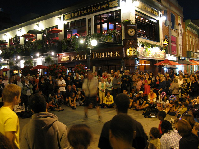 Byward market night performance | Explore Karim Rezk's photo ...