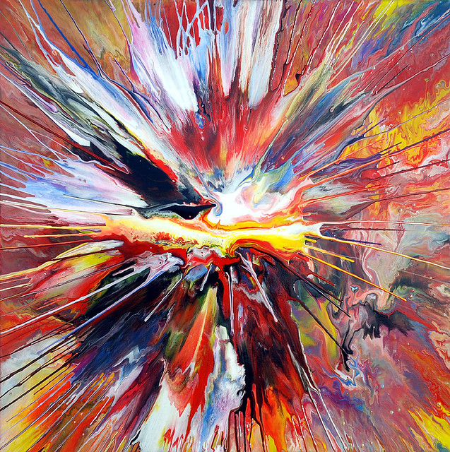 ACTION PAINTING - a gallery on Flickr