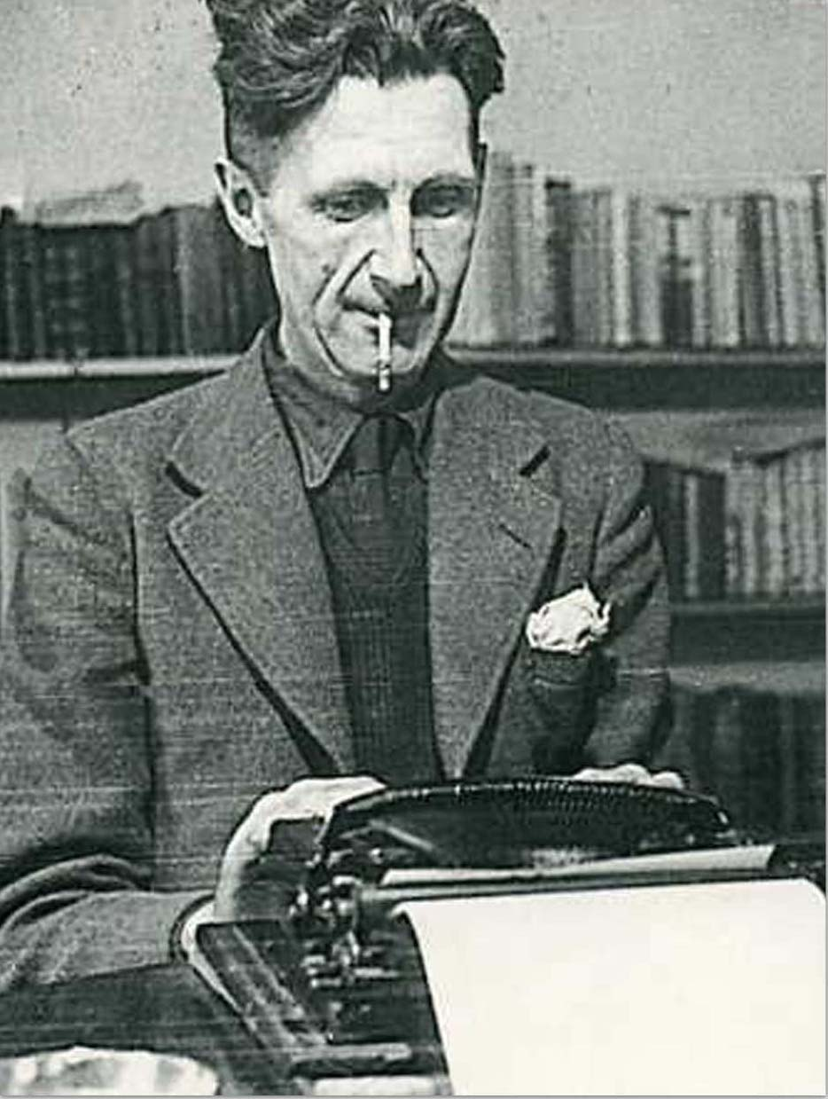 The Principles of Newspeak by George Orwell | Father Theo ...