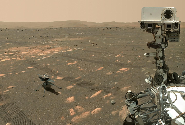 Helicóptero Ingenuity de la Nasa volaría en Marte este 19 ...
