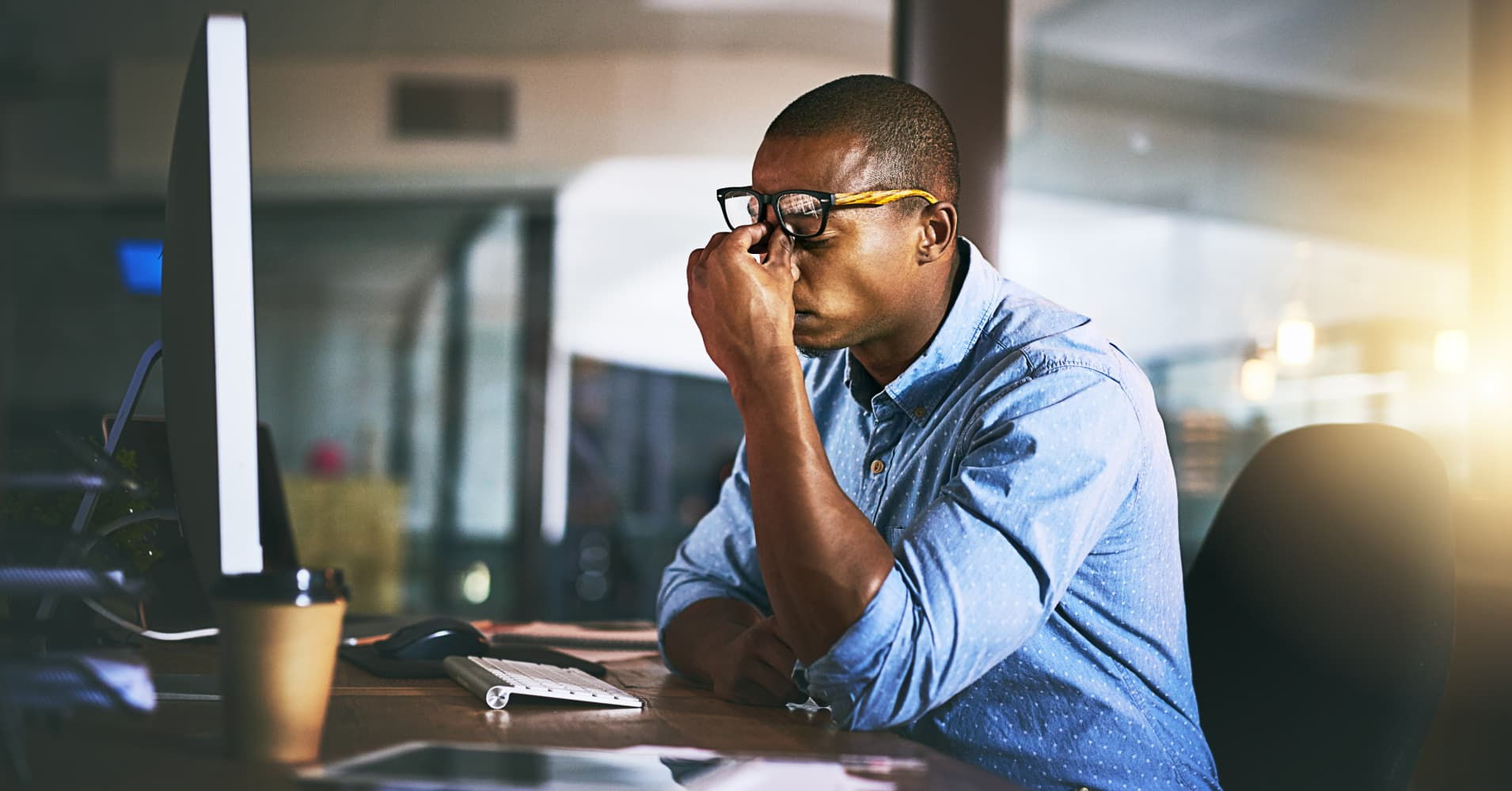 Feeling stressed at work? Try learning something new