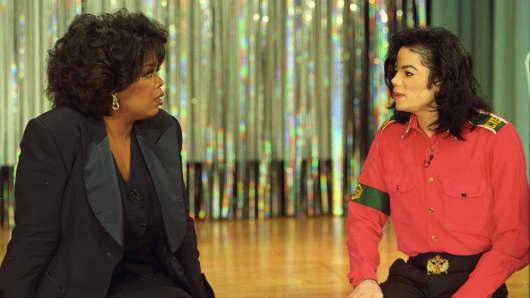 Oprah Winfrey: 'Leaving Neverland' is much bigger than ...