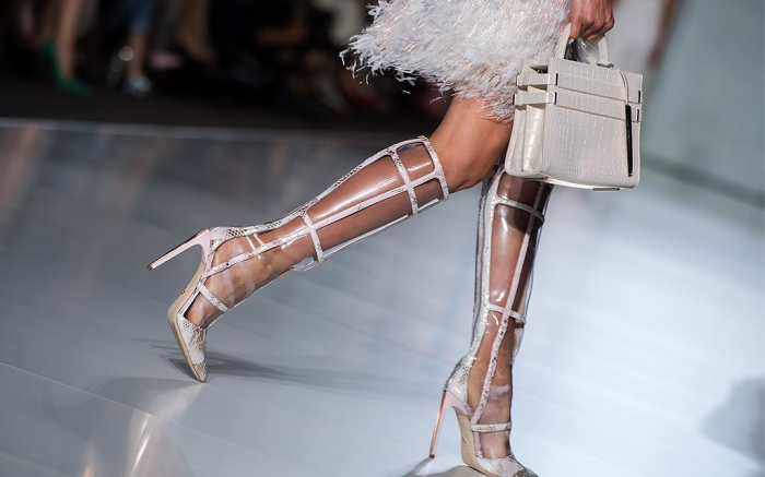 Craziest Haute Couture Shoes: Fall 2017 Runway - Footwear News