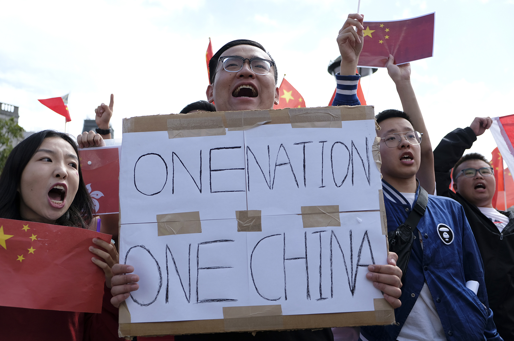 China's Youth Are Trapped in the Cult of Nationalism ...