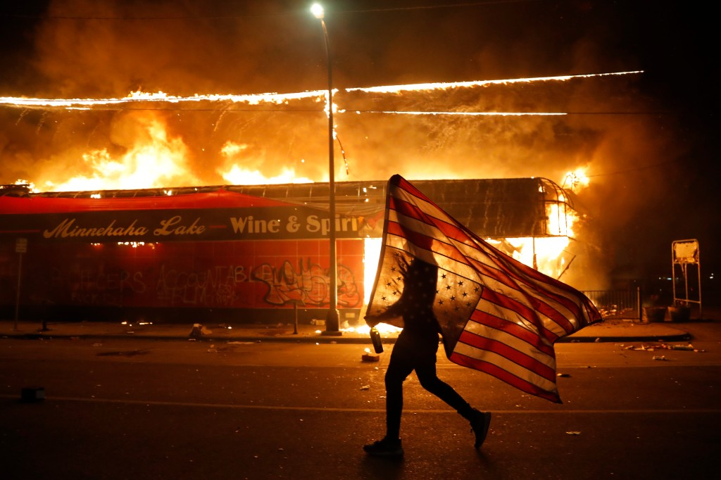 Rioting in Minneapolis over Police Killing Highlights ...