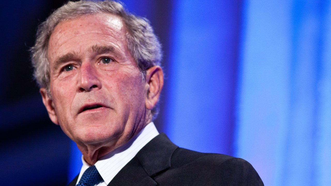 George W. Bush Spokesman Says NYT Article Claiming He Won't Be Voting For Trump 'Is Completely Made Up'…