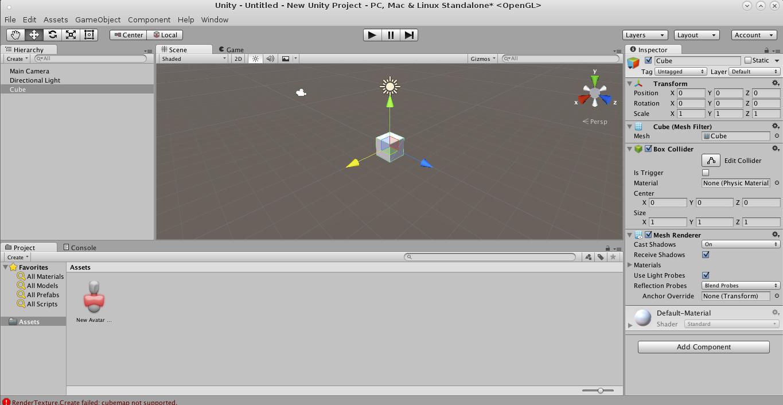 install game engine unity3D [debian 64bit] | fredfire1