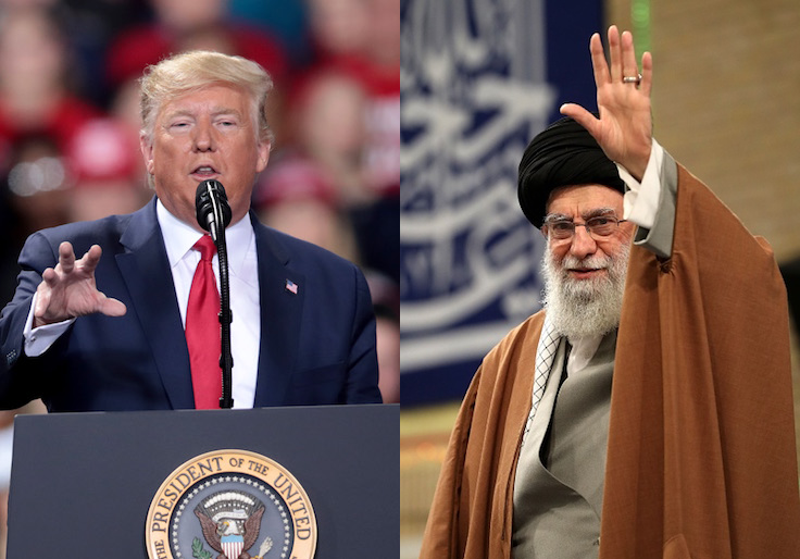 Washington Free Beacon: Trump Calls the Ayatollah's Bluff And scores a victory against terrorism…