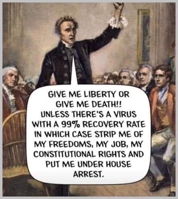 Freedom Memes - Give me liberty or give me memes