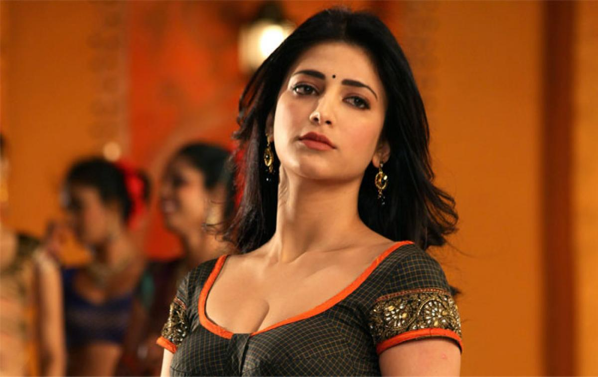 Why Actress Shruti Hassan is Unfazed by Criticism ...