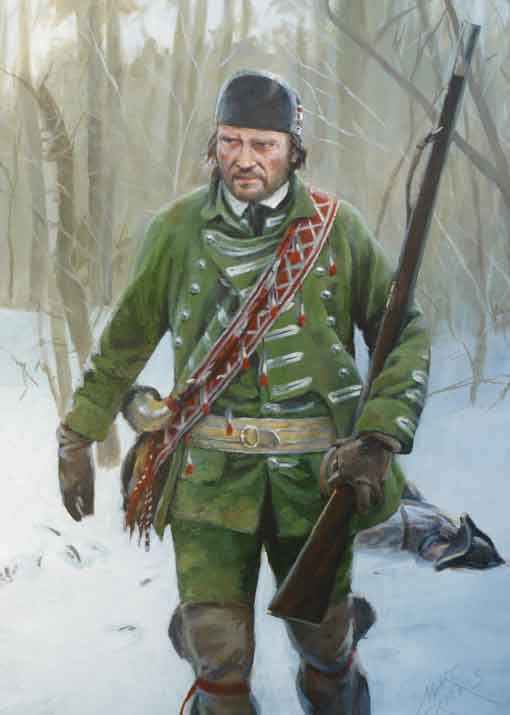 The Hinge Of Fate In The North Woods — The Combat Death Of ...