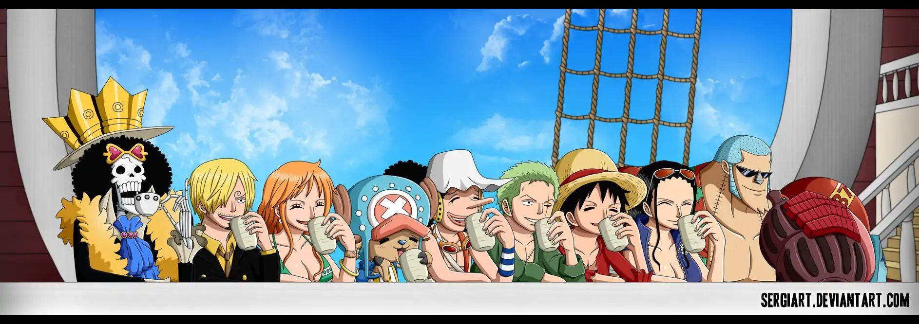 One Piece Manga - Chapter 981 | read manga online free