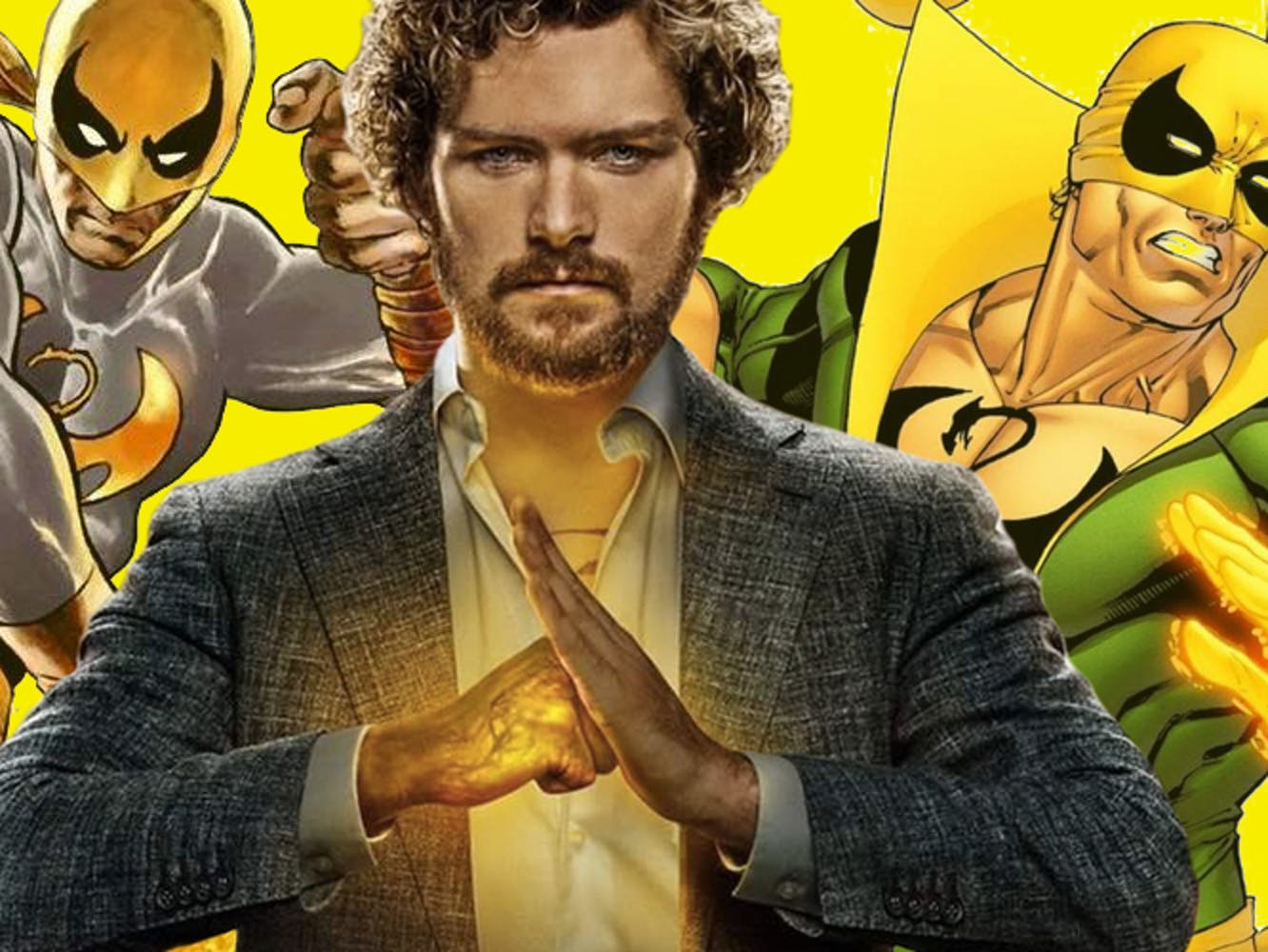 'Iron Fist' Was Always Racist, and the Netflix Show Isn't ...