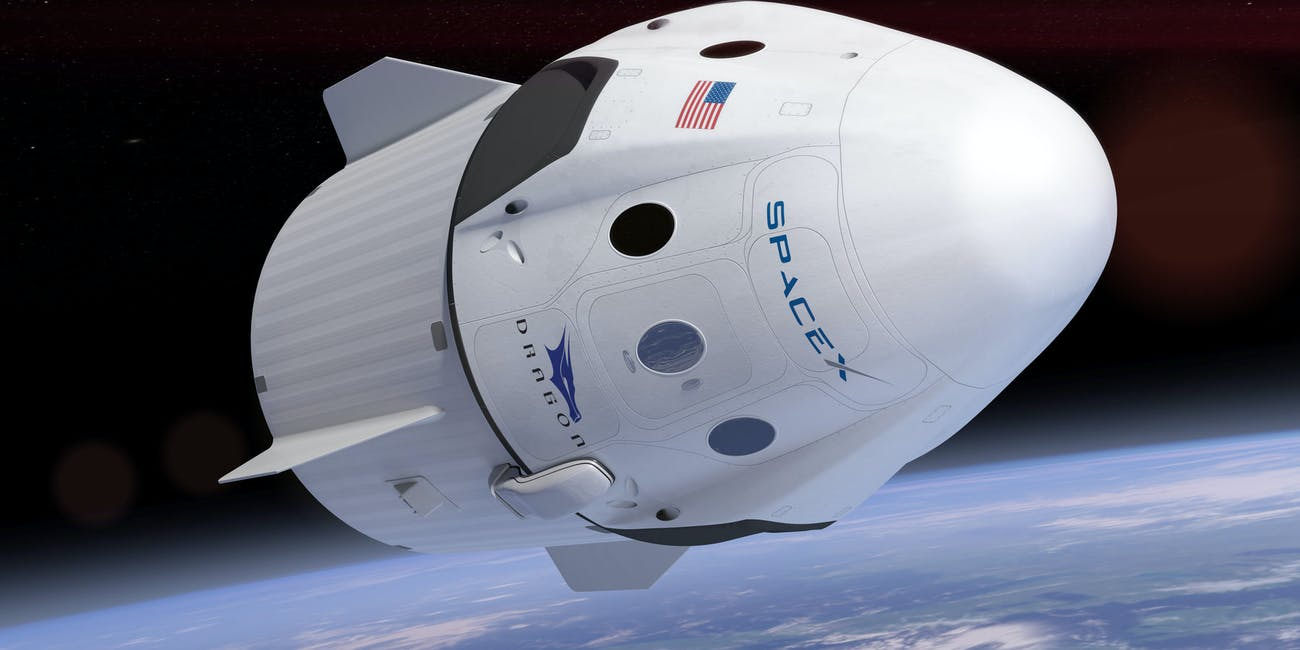 SpaceX Crew Dragon: Elon Musk responds as NASA hits 'full ...