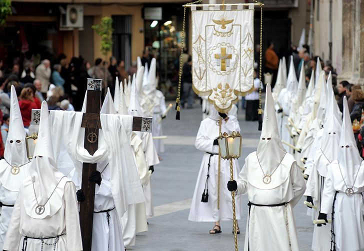 Visit These Cities to See Semana Santa in Spain