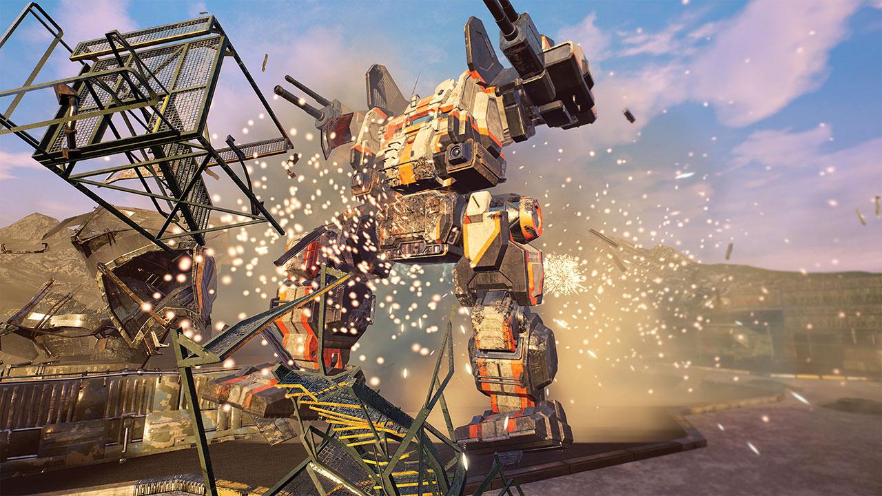 MechWarrior 5: Mercenaries chegará em 2021 para Xbox Series, Xbox One e Steam