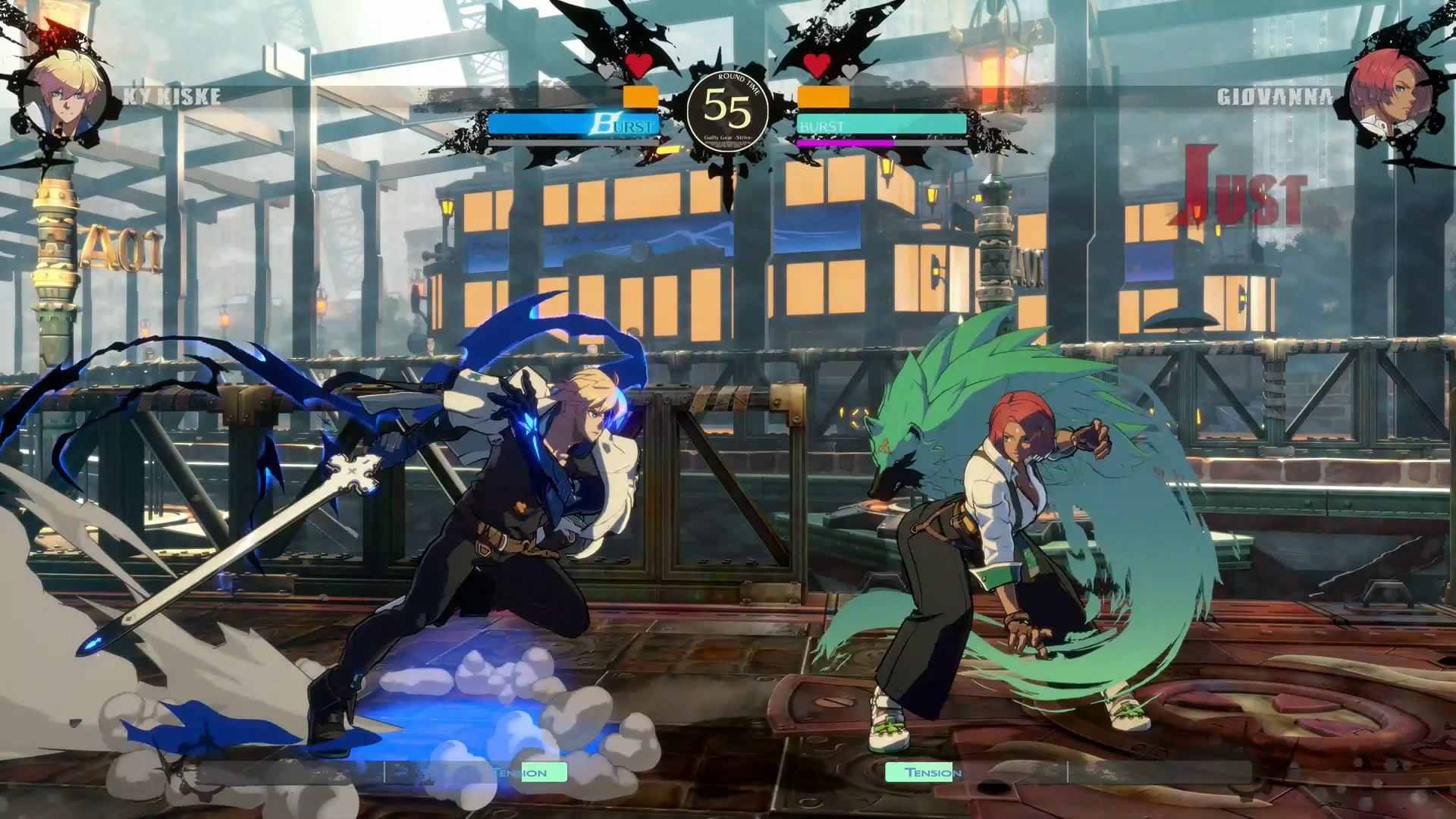 Guilty Gear Strive - Overdrives for Ky Kiske, Sol Badguy and Axl Low Revealed