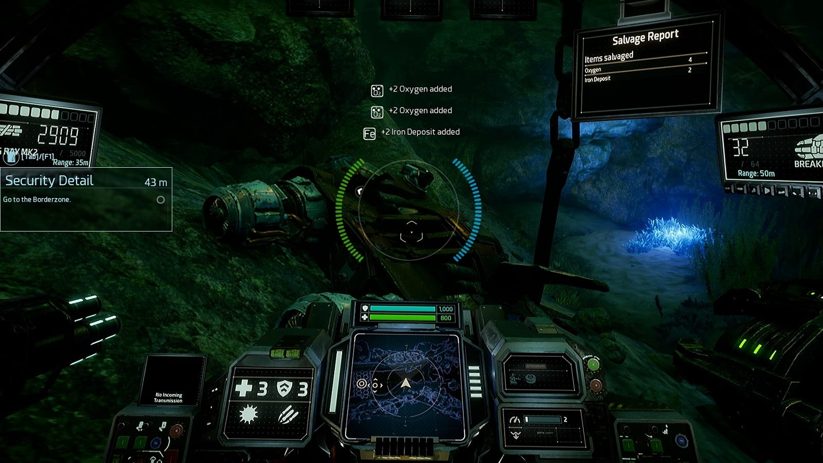 Brave new waters — Aquanox: Deep Descent preview – GAMING ...