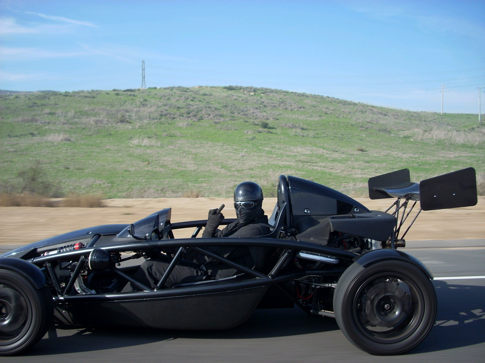 The Ariel Atom | Garage Woolery