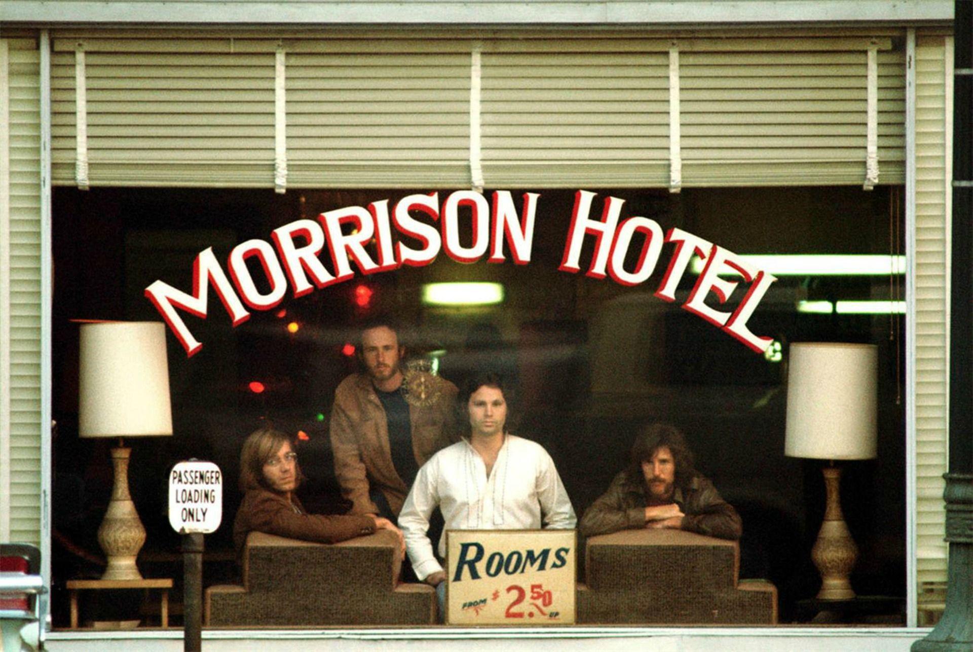 «Morrison Hotel», el cómic que contará la historia de The ...
