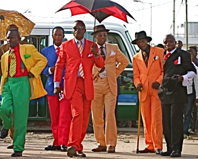 Le Sapeurs| Dandies of The Congo