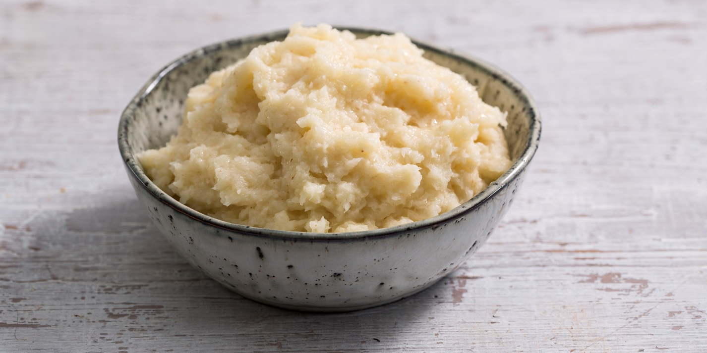 How to Make Celeriac Mash - Great British Chefs