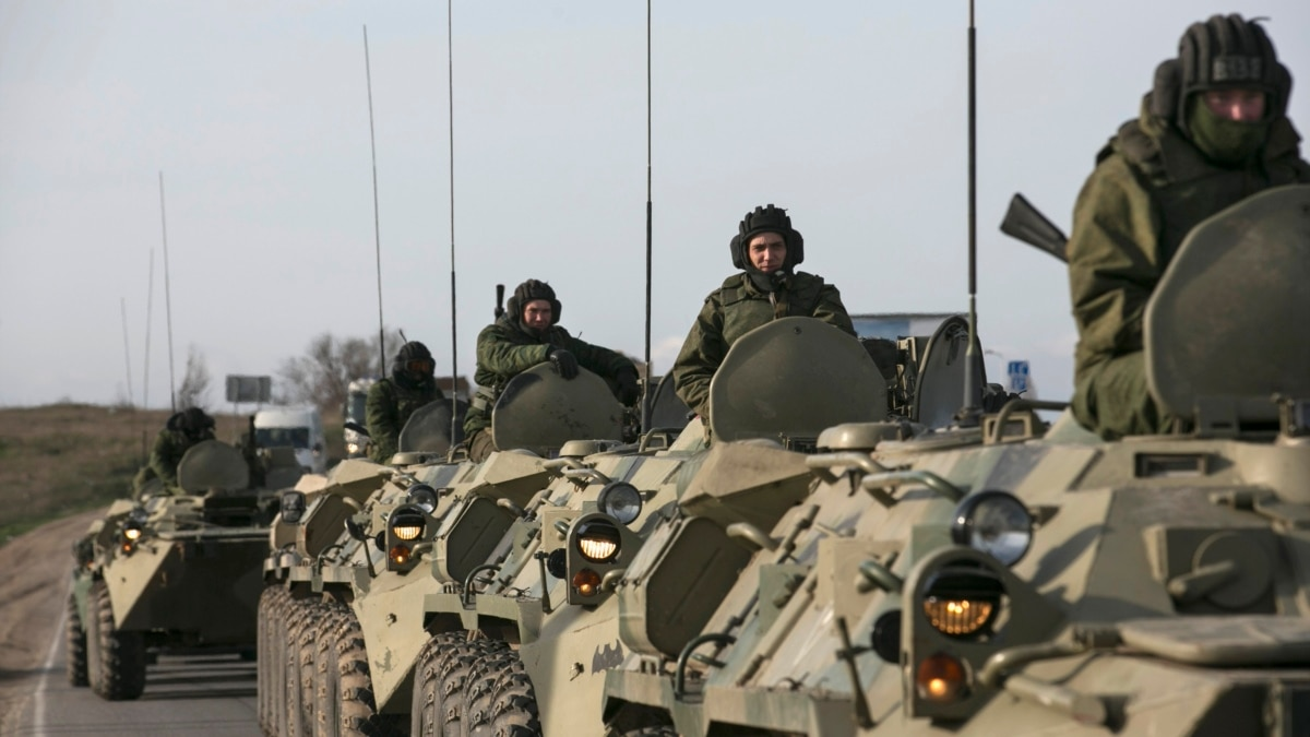 Explainer: What Do Russian Troop Movements Near Ukraine's Border Signify?