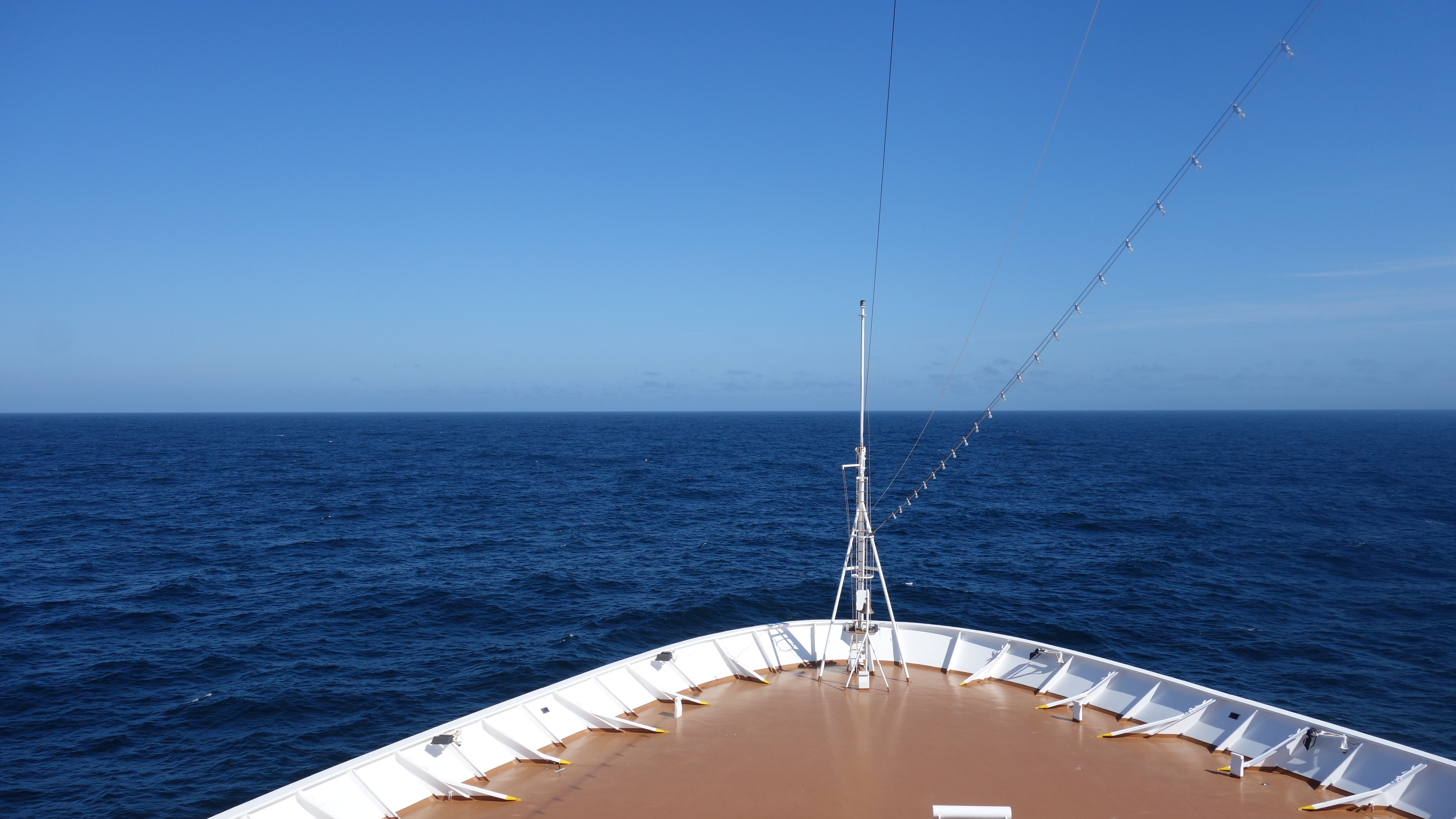 Free Images : sea, water, ocean, boat, view, travel ...