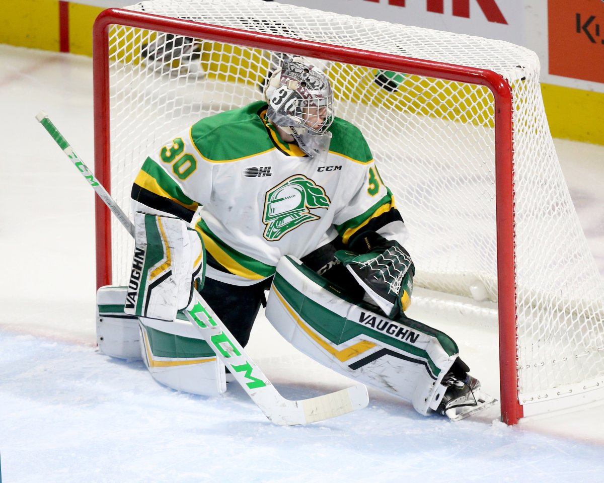 Around the OHL: Talking goalies with Jacob Ingham and ...
